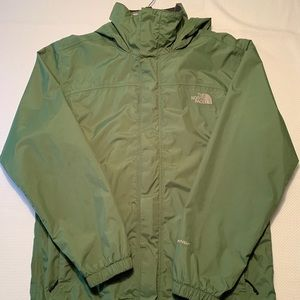 Men's North face Hyvent rain jacket